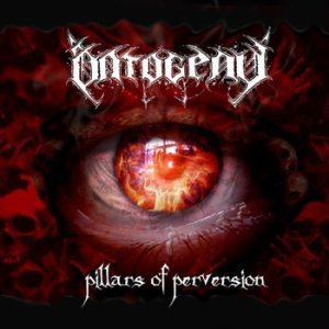 Ontogeny - Pillars of Perversion cover art