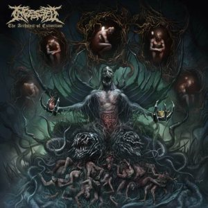 Ingested - The Architect of Extinction cover art