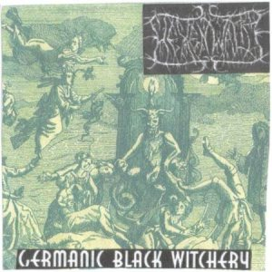 Hexenwald - Germanic Black Witchery cover art