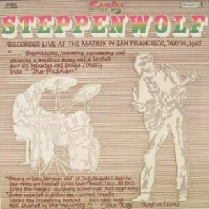 Steppenwolf - Early Steppenwolf cover art