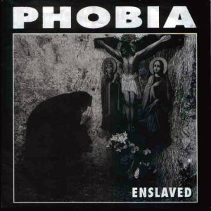 Phobia - Enslaved cover art