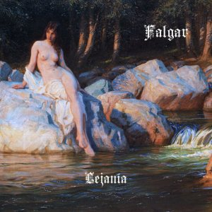 Falgar - Lejanía cover art