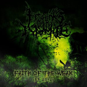 Fishing With Dynamite - Faith of the Weak cover art