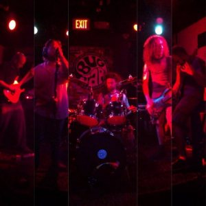 Blurring - Live at Fedder cover art