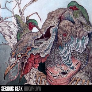 Serious Beak - Huxwhukw cover art