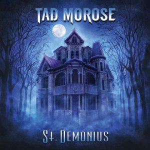 Tad Morose - St. Demonius cover art