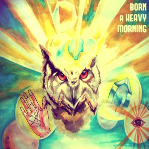 Ice Dragon - Born a Heavy Morning cover art
