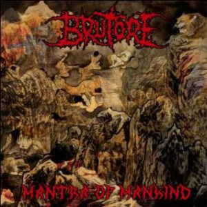 Brutore - Mantra of Mankind cover art