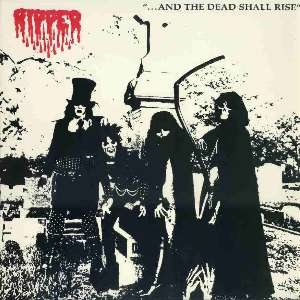 Ripper - ...And the Dead Shall Rise cover art