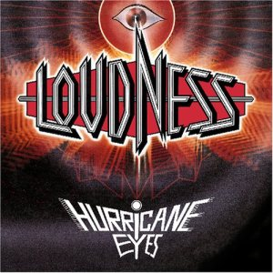 Loudness - Hurricane Eyes cover art