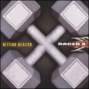 Racer X - Getting Heavier cover art