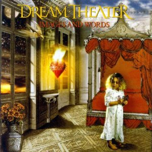 Dream Theater - Images and Words cover art