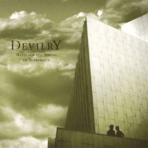 Devilry - Rites for the Spring of Supremacy cover art