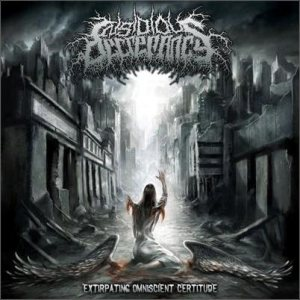 Insidious Decrepancy - Extirpating Omniscient Certitude cover art