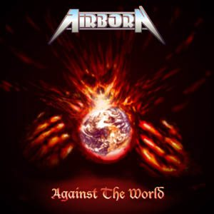 Airborn - Against the World cover art