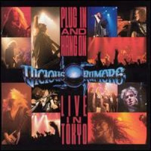 Vicious Rumors - Plug in and Hang on - Live in Tokyo cover art