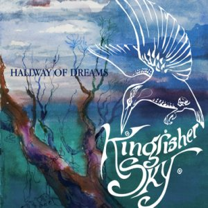 Kingfisher Sky - Hallway of Dreams cover art