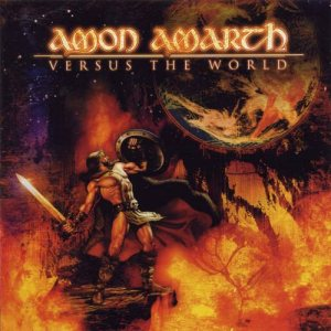 Amon Amarth - Versus the World cover art