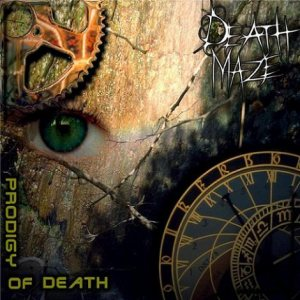 Death Maze - Prodigy of Death cover art