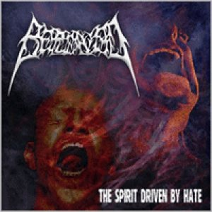 Bereaved - The Spirit Driven by Hate cover art