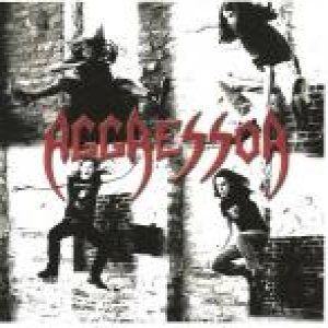 Aggressor - Aggressor cover art