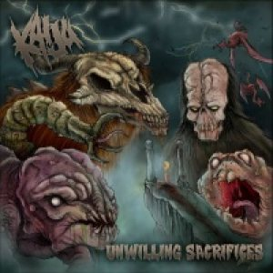 Kaiju - Unwilling Sacrifices cover art