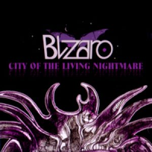 Blizaro - City of the Living Nightmare cover art