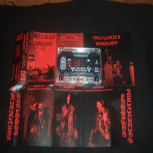 Purification Kommando - Dawn of the Nuclear Holocaust cover art