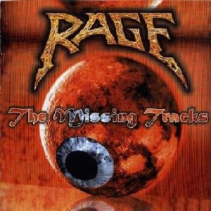 Rage - The Missing Tracks cover art
