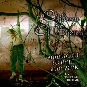 Children of Bodom - Roundtrip to Hell and Back cover art
