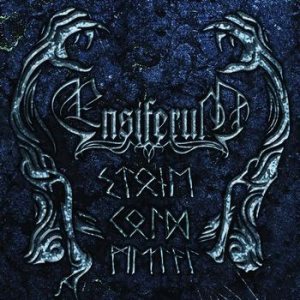 Ensiferum - Stone Cold Metal cover art