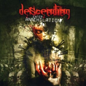 Descending - Enter Annihilation cover art