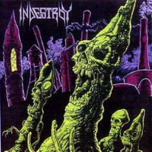 Indestroy - Indestroy cover art
