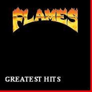 Flames - Greatest Hits cover art