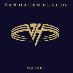 Van Halen - Best of - Volume I cover art