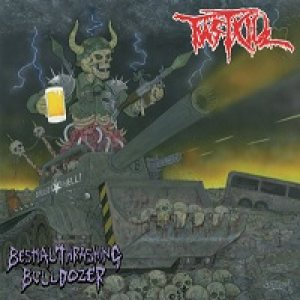 Fastkill - Bestial Thrashing Bulldozer cover art