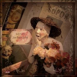 Sopor Aeternus and the Ensemble of Shadows - Les Fleurs du Mal cover art
