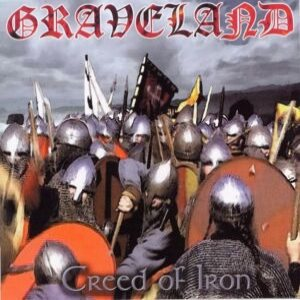 Graveland - Creed of Iron cover art