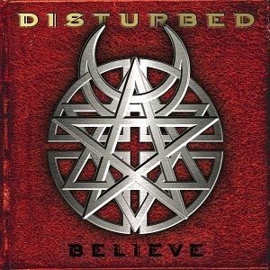 Disturbed - Believe cover art