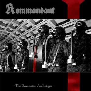 Kommandant - The Draconian Archetype cover art