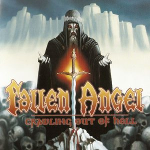 Fallen Angel - Crawling Out of Hell cover art