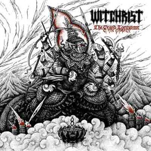 Witchrist - The Grand Tormentor cover art