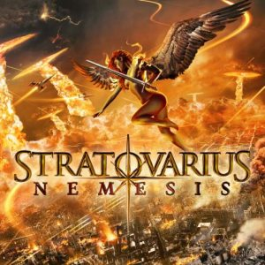 Stratovarius - Nemesis cover art