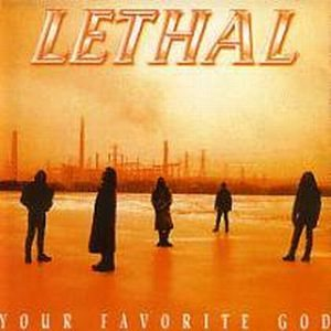 Lethal - Your Favorite God cover art