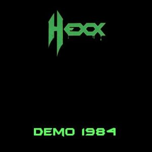 Hexx - Demo '84 cover art