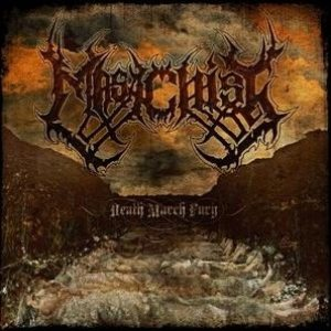 Masachist - Death March Fury cover art
