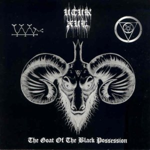 Utuk-Xul - The Goat of the Black Possession cover art