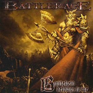 Battlerage - Battlefield Belongs to Me cover art
