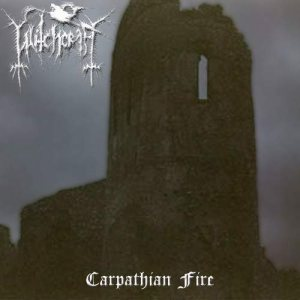 Witchcraft - Carpathian Fire cover art
