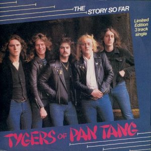 Tygers Of Pan Tang - The Story So Far cover art